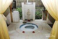 Kolam air panas di Anyer
