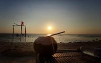 Menikmati Sunset Gili Trawangan