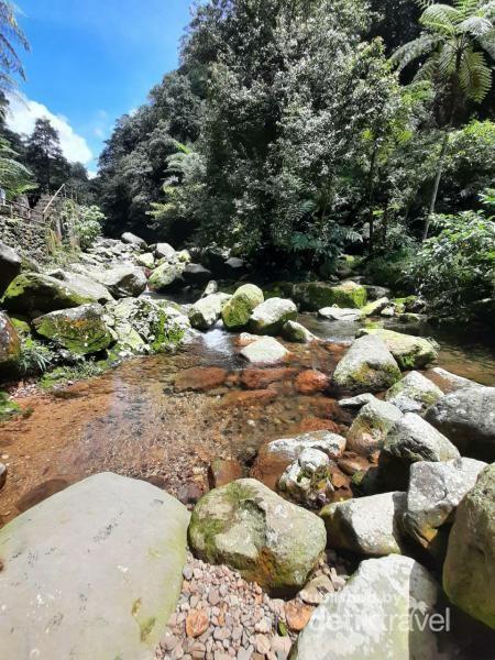jernihnya air di Lembah Tepus