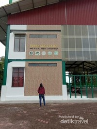 Rumah Sakit Gajah terbesar di Asia Tenggara