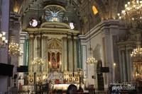 Gereja San Agustin merupakan gereja Katholik tertua di Filipina