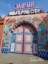 Welcome to Jaipur, India