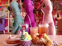 Menu di Cafe Unicorn