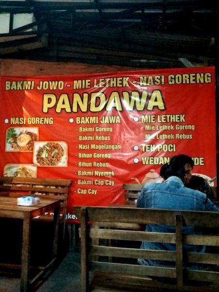 Mie Lethek berasal dari Kabupaten Bantul, Yogyakarta