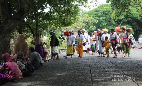 Suasana di Bali.