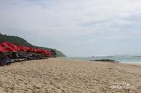 Panorama pantai Bali