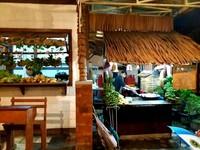 Kopi Ponti terletak di jalam Sambisari, tak jauh dari Bandara Adisucipto