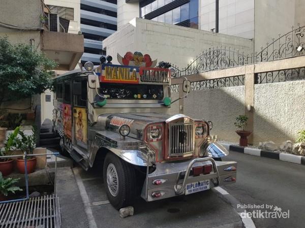 Brrumm Brumm Ini Angkot Lucu Dari Filipina