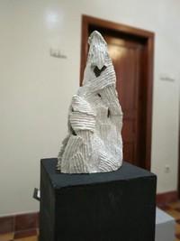 Pameran Keramik dari jurusan Seni Rupa Murni Sekolah Tinggi Kesenian Wilwatikta (STKW) Surabaya dengan tajuk