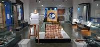 Koleksi Batik di ruang lantai 1 Musium.
