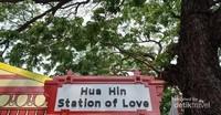 Stasiun Hua Hin disebut dengan Station of Love.