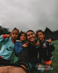 Anak-anak Waerebo
