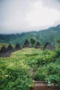 Kampung Waerebo