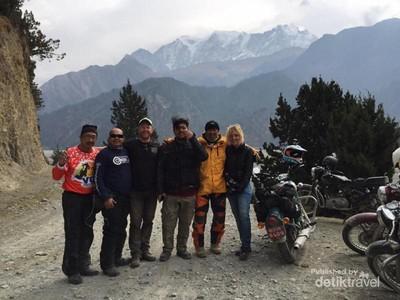 Yuk, Lihat Lagi Keindahan Himalaya dari Dekat
