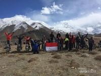 Team Indonesia pertama ke Mustang