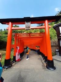 Fushimi inari yang ga boleh dilewatkan