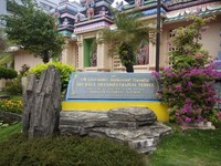 Ini Salah Satu Kuil Eksotis di Malaysia