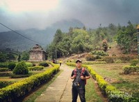 Persiapan trecking ke Candi Gedong Songo