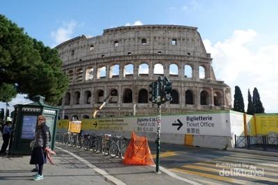 Jelajahi Objek Wisata Roma dan Vatican Sebelum Corona
