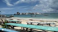 Pantai di Belitung, tahu namanya?