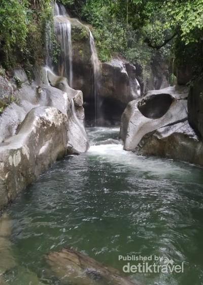 Air Terjun Cantik dari Ranah Minang