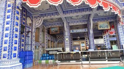 Masjid Laut Madu yang Megah di Malang