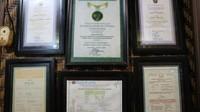 Berbagai penghargaan dari MURI dan lembaga lainnya