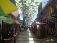 Foto: Kinclongnya Pasar Tradisional di Malaysia