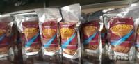 Aneka varian olahan kacang mete pun ada, seperti keripik mete yang rasanya menyerupai biskuit