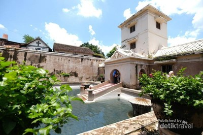 Taman Sari, Situs Bersejarah Yogyakarta yang Memikat Hati