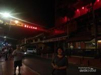 Malam di Melaka yang Bikin Rindu
