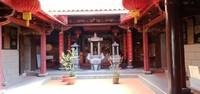 Kuil bersejarah di Kampung Pecinan Kuala Terengganu.