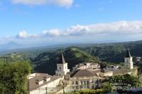 Begini indahnya pemandangan yang terhampar Tagaytay