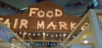 Food Market Central Plaza Udon Thani