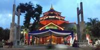 Masjid Cheng Ho, Pandaan ,Jatim