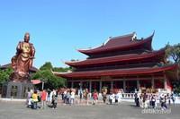 Patung Laksama Cheng Ho