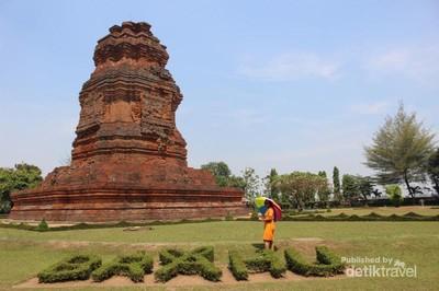 Mengenal Candi Tempat Krematorium Raja Brawijaya