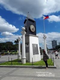 Rizal Park, Metro City - Manila