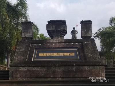 Kisah Perjuangan Rakyat Buleleng Tersimpan di Monumen Ini