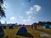 Camping ground Phu Kradueng