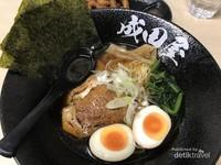 Ramen Ayam di Restoran Halal Naritaya Osaka minami