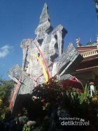 Gerbang masuk pintu Muzium Antonio Blanco.