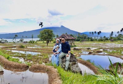 Ranau, Danau Rafting Kebanggaan Sumatera