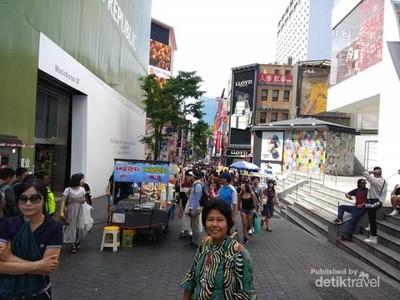 Ini Surga Belanja di Korea Selatan