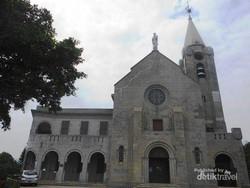 Foto: Kapel Paling Bersejarah di Macau