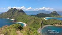 Labuan bajo salah satu tempat destinasi salah satu destinasi wisata di bagian flores