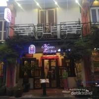 Restoran Nyonya Kitchen Melaka.