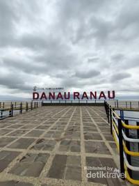 Spot Foto Danau Ranau