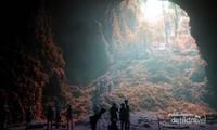 Rute perjalanan goa jomblang (dok vivi_w91)