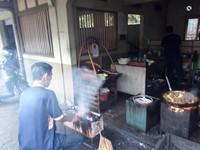 Dapur Sate Klathak Pak Pong